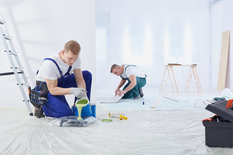 home and commercial painters gauteng